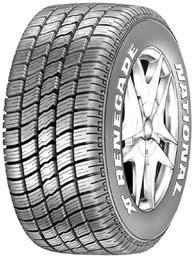 National XT Renegade Tires