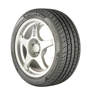 Zeon Sport A/S Tires