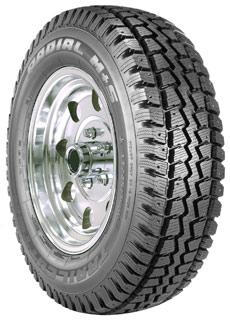 Trailcutter M & S Tires