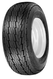 Multi-Mile Power King Boat Trailer LP GVM20 Tires